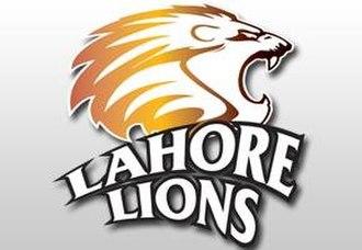 Lahore Lions - Image: Lahore Lions