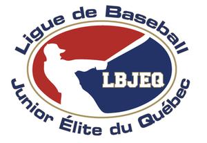 Ligue de Baseball Junior Élite du Québec - Image: Lbjeq logo
