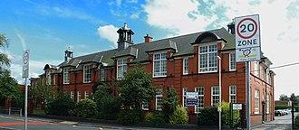 Leigh, Greater Manchester - Former Leigh Grammar School for Girls
