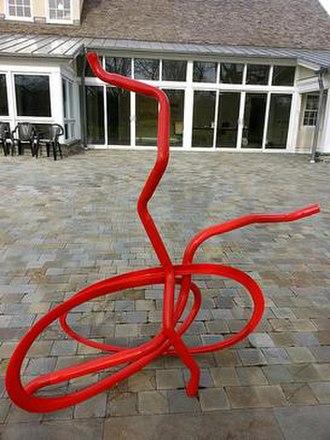 Orbits (sculpture) - Image: Liberman Orbits 1967