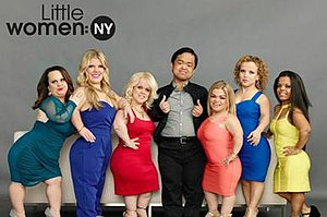 Little Women: NY - Image: Little Women NY