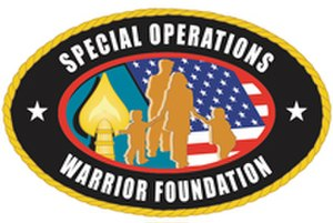 Special Operations Warrior Foundation - Image: Logo specialops