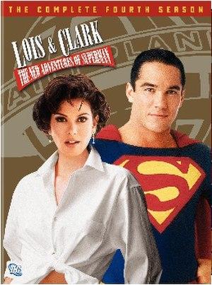 Lois & Clark: The New Adventures of Superman (season 4) - Image: Lois & Clark The New Adventures of Superman S4