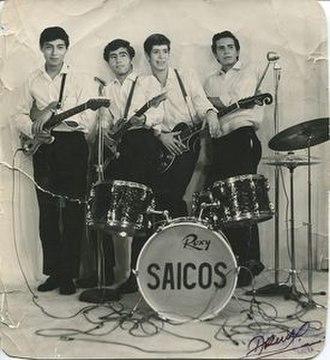 Los Saicos - Image: Los Saicos 1960s