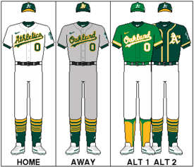 d0abe38e91b Oakland Athletics - Wikipedia