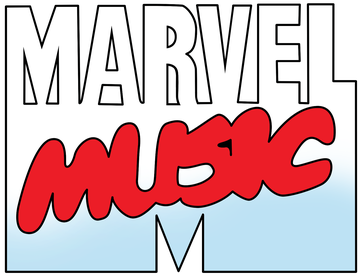 Marvel Music imprint logo
