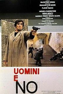 <i>Men or Not Men</i> 1980 Italian film directed by Valentino Orsini