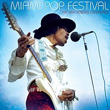 miami pop festival jimi hendrix experience album wikipedia. Black Bedroom Furniture Sets. Home Design Ideas