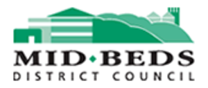 Mid Bedfordshire District - Logo of Mid Bedfordshire District Council
