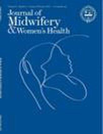 Journal of Midwifery & Women's Health - Image: Midwifery Cover