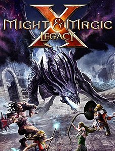 <i>Might & Magic X: Legacy</i> 2014 video game