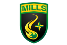 Mills University Studies High School logo.png