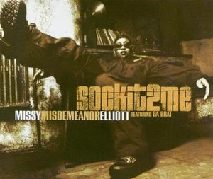 Sock It 2 Me - Image: Missy Elliott Sock It 2Me