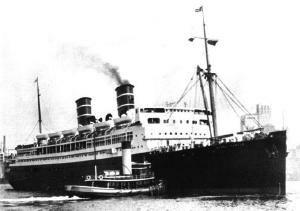 SS Morro Castle (1930) - Image: Morro Castle 1