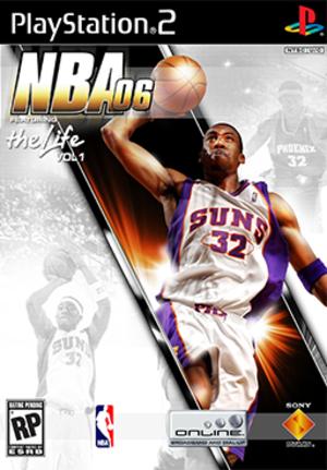 NBA (video game series) - Image: NBA 06 Coverart