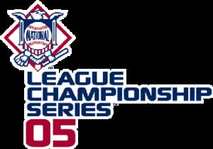 2005 National League Championship Series - Image: NL Championship Series 2005 Logo