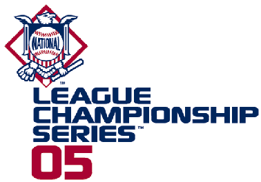 NL Championship Series 2005 Logo