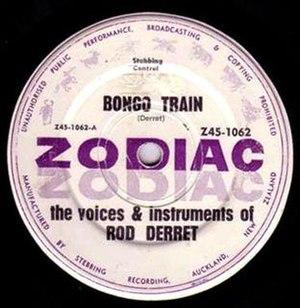 Zodiac Records (New Zealand) - Image: NZ Zodiac