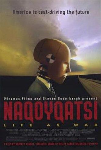 Naqoyqatsi - Film poster
