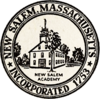 Official seal of New Salem, Massachusetts