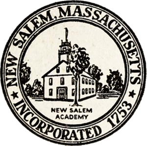 New Salem, Massachusetts - Image: New Salem MA Seal