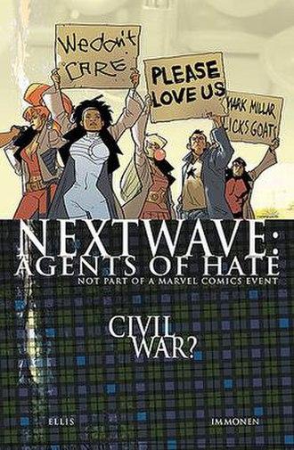 Nextwave - Image: Nextwave issue 11