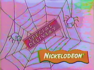 Special Delivery (TV series) - Title card