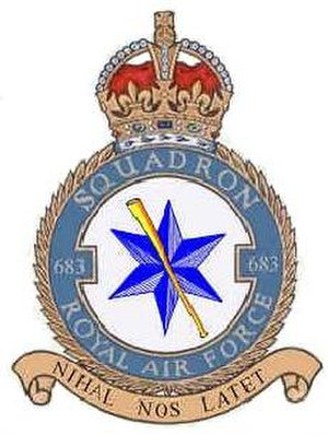No. 683 Squadron RAF - Image: No. 683 Squadron RAF