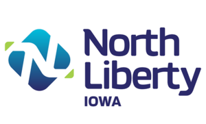 North Liberty, Iowa - Image: North Liberty IA logo