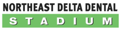 Northeast Delta Dental Stadium (logo).png
