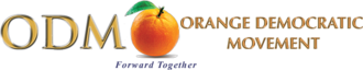 Orange Democratic Movement - Image: ODM Party Logo