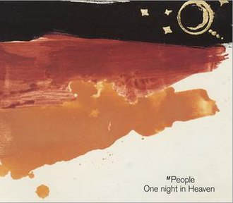 M People — One Night in Heaven (studio acapella)