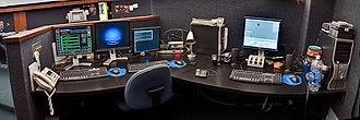 Shawnee State University - Clark Planetarium Operator Control Desk.