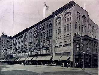 The Outlet Company - The Outlet Company, Providence, Rhode Island, c. 1910