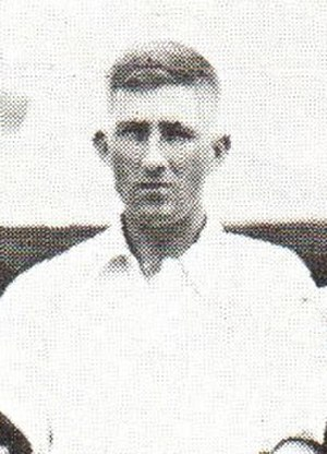 Paul Whitelaw - Paul Whitelaw in 1931