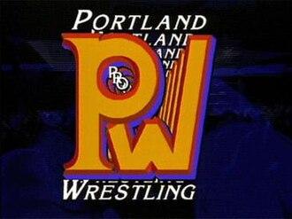 Pacific Northwest Wrestling - Image: Pacific Northwest Wrestling (logo)