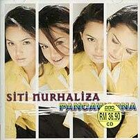 Siti Nurhaliza album cover