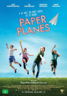 Paper Planes full movie (2014)
