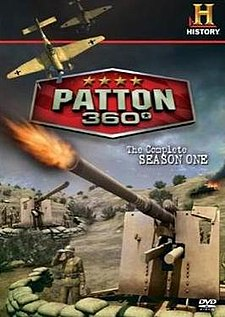 Patton 360° DVD cover