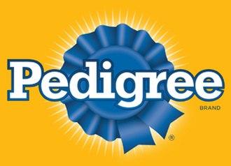 Pedigree Petfoods - Image: Pedigree Logo