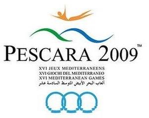 2009 Mediterranean Games - Image: Pescara 2009JPG