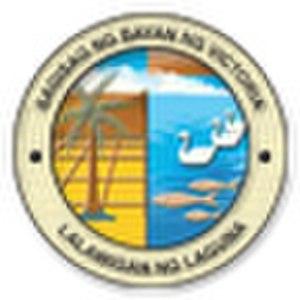 Victoria, Laguna - Image: Ph seal laguna victoria