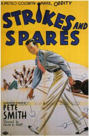 Strikes and Spares - Film poster