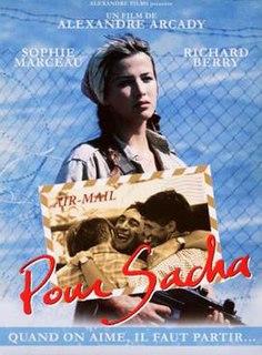 <i>Pour Sacha</i> 1991 film by Alexandre Arcady