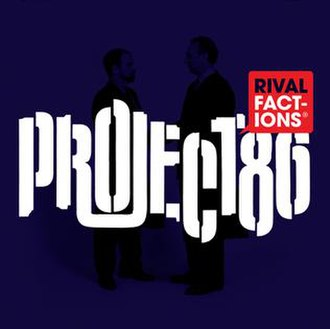 Rival Factions (album) - Image: Project 86 Rival Factions