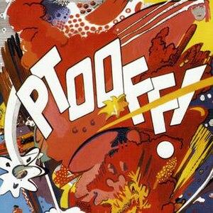 Ptooff! - Image: Ptooff! cover