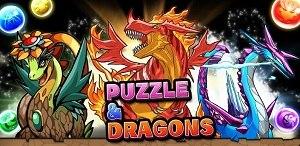Puzzle & Dragons logo