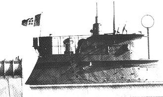 Raid on Alexandria (1941) - Image: RS Scirè turret 1941