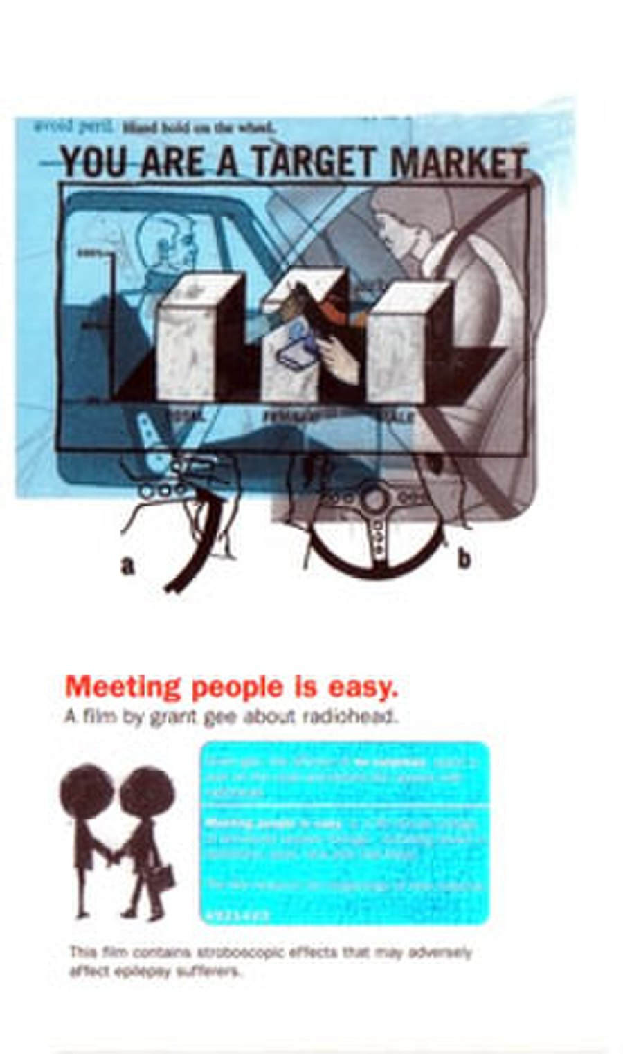 Meeting People Is Easy