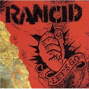 Let's Go (Rancid album) - Image: Rancid Let's Go cover